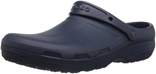 Crocs Specialist II Clog, Unisex Adulto Zueco, Azul (Navy), 45-46 EU