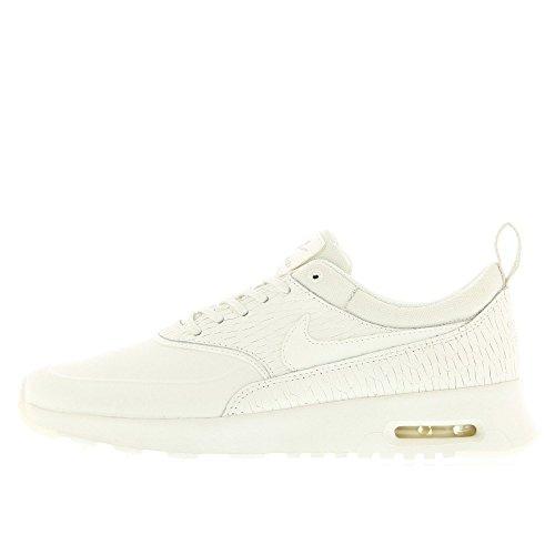 Nike - WMNS Air Max Thea Premium - 904500100 - Color: White - Size: 5.5