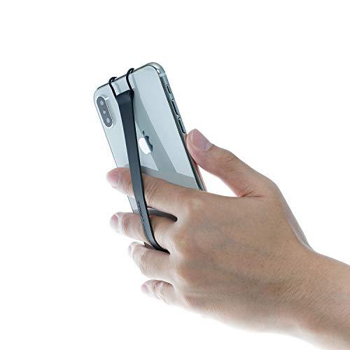 ハンドストラップ TFY スマートフォン用安全ハンドストラップ 対応 - iPhone Xs Max/Xs/XR/X / 8 Plus / 8/...