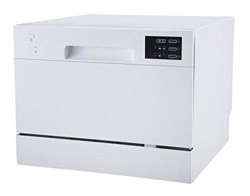 Teka LP2 140 Lavavajillas Compacto | 45 cm de Ancho | 6 Programas de Lavado | 6 Temperaturas |...