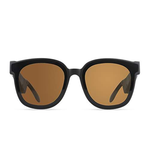 YLJXXY Gafas de Sol Bluetooth Inalámbrica, Gafas de Sol Auriculares estéreo Digital, Compatibles con Todos los teléfonos Inteligentes