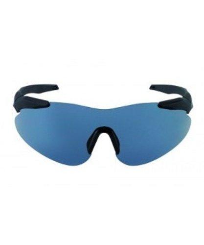BERETTA Lunettes DE TIR, Challenge Modèle, avec Nez Confortable pour Améliorer la Qualité de la Vision - Couleur Blue