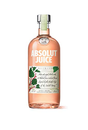 Absolut Vodka Juice Edition Rhubarb, 50cl