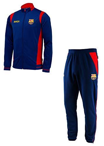 FC Barcelona Trainingsanzug Barca, offizielle Kollektion, Herrengröße L