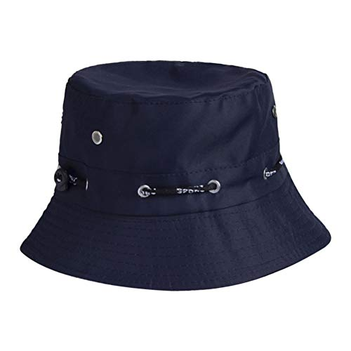 Preisvergleich Produktbild Stylelove Outdoor Summer Bucket Hat Männer Frauen Hip Hop Angelkappe für Outdoor Wandern Camping Angeln Sun Cap