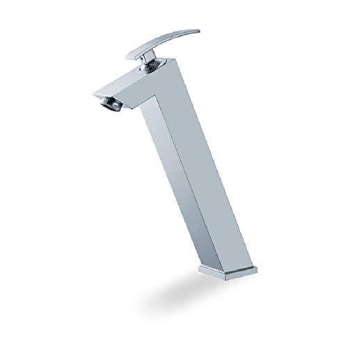 YO-TOKU Kraan Luxe wastafelmengkraan wastafel Mixer Water tap waskommen Bath Room Deck kranen dagelijks gebruik, Duurzaam (Maat: L, Oppervlakte Afwerking: Messing) Kraan voor Badkamer Home Decoration