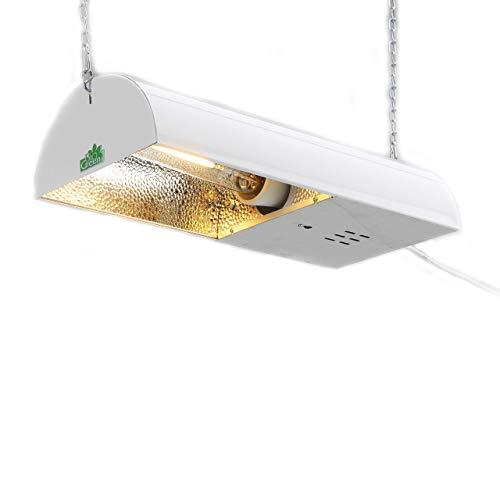 Bio Green Pflanzenlampe, Grow lampe, Hochdruck Natriumdampflampe, weiß, 400 W, steckerfertig