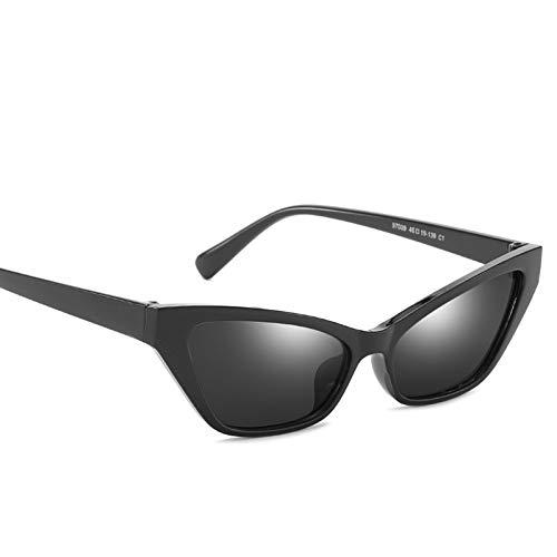 CHENG/ CHENG Sonnebrille Mode Frauen Runde Sonnenbrille Vintage Schwarz Rosa Weiß Sonnenbrille Männer Mit Box