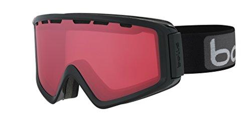 bollé Z5 OTG Shiny Black/Vermillon Gun Medium-Large Ski Goggles Unisex-Adult