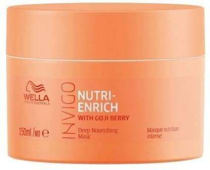 Wella Enrich Moisturizing Treatment Mask for Dry and Damaged Hair(150 ml)