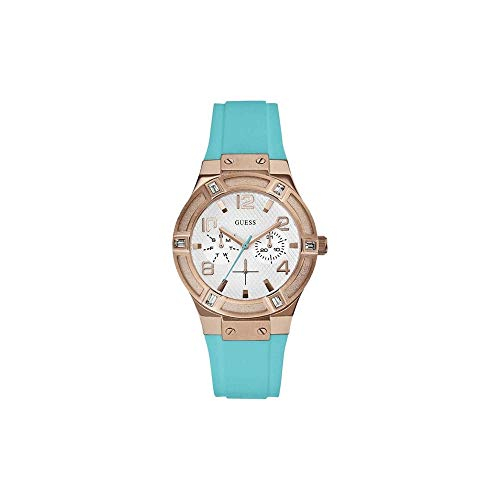 Guess Reloj Análogo clásico para Mujer de Cuarzo con...