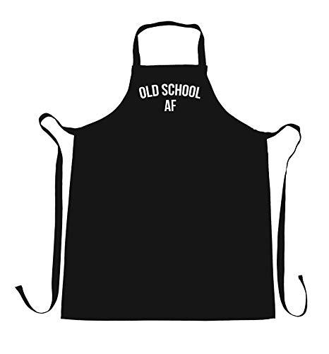 Daytripper Kleidung Old School AF Herren Damen Küche BBQ Schürze Grill
