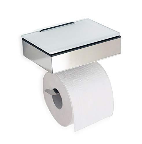 Feuchttücherbox mit Rollenhalter - Feuchttuchbox mit Papierhalter - Made in Germany