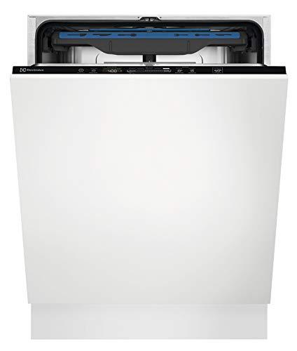 Electrolux EES48300L Lavastoviglie da Incasso a Scomparsa Totale, 60 cm, Capacità 14 Coperti, 46 Db