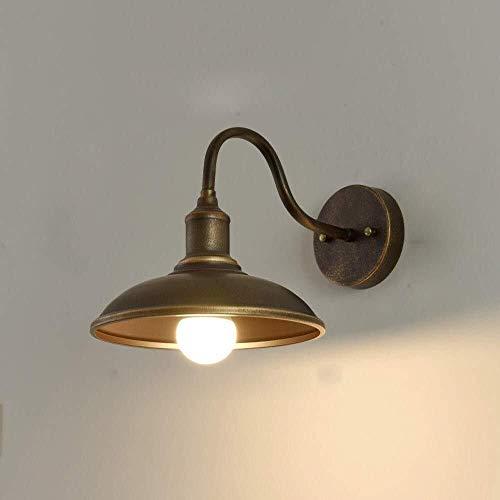 Kroonluchter Europese en Amerikaanse klassieke retro-wand de voordeur van de schuur wanddecoratie wandlamp vintage wandlamp industriële lamp zwanenhalslamp wandverlichting lamp muur H