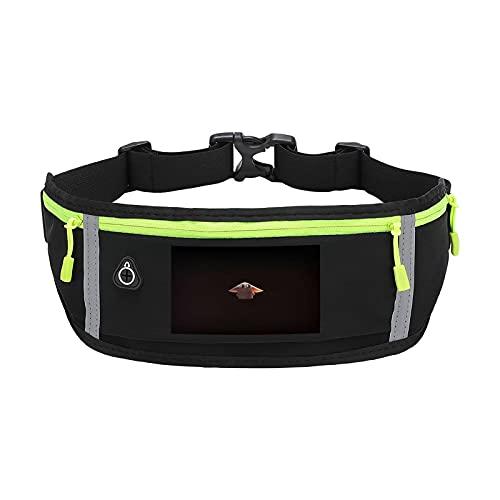 Baby Yoda Star Wars - Bolsas de protección impermeables y riñoneras para deportes, senderismo, cintura grande, bolsa de viaje, senderismo, deporte, riñonera para mujeres y hombres