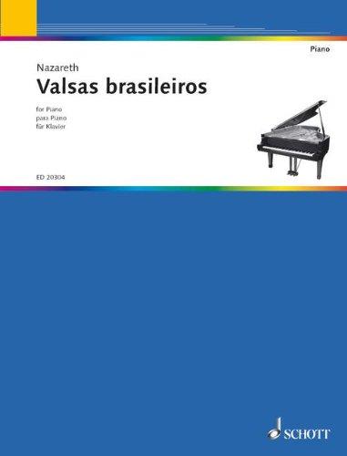 Valsas Brasileiros Piano