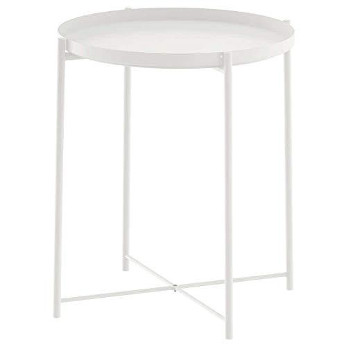 IKEA ASIA GLADOM Tabletttisch, Weiß