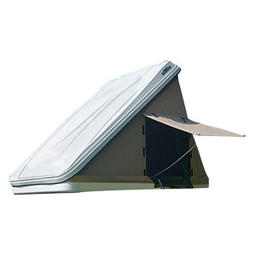 Tente De Toit De Voiture, Tente De Camping Diagonale De Toit Général, Tente De Camping Hors Sol pour Équipement De Plein Air Autonome, Grand Espace, Ouverture Rapide