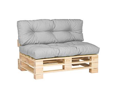 Cuscini per mobili in Pallet Trapuntati Imbottiti per divani per...