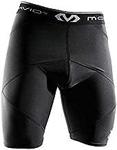 Mcdavid Cross Compression Shorts, Men's Boxer Brief, Medium Black