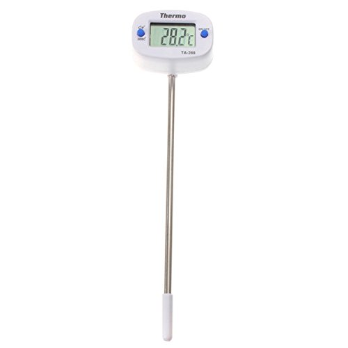 (7865-i) LCD DIGITAL THERMOMETER VOOR LABORATORY BBQ Vlees DEEP FRY CAKE