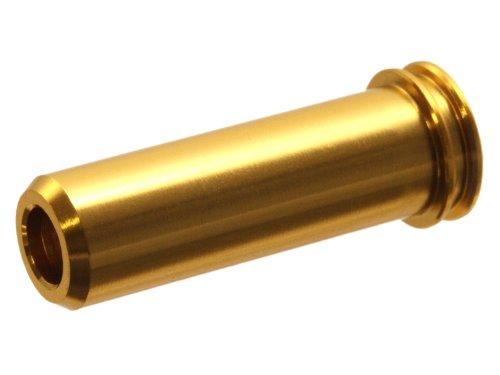 TFC CNC Aluminium Air Seal Nozzle mit O-Ring für G36 Airsoft (S) AEG Modelle (Gold)