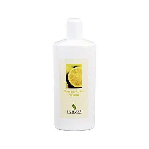 Schupp Massage-Lotion Zitrone 1000ml