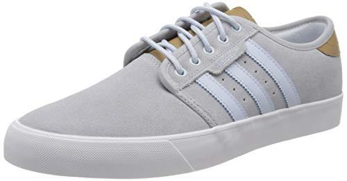 Adidas Seeley, Zapatillas Hombre, Gris (Gray Db3144), 43 1/3 EU