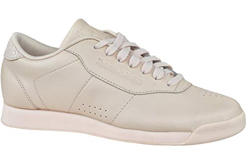 Reebok Womens Princess Lthr Damen Sneaker DV5001 Rosa 38,5 EU (5.5 UK), pink