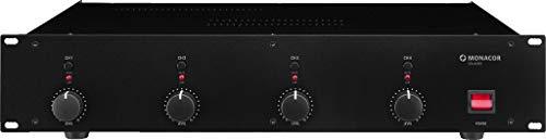 IMG STAGELINE STA-450D 4-Kanal Digital-Verstärker schwarz