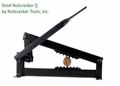 Nutcracker Tools Inc. Steel Nutcracker