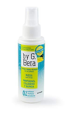 Spray para peinar RIZOS by G Bera formato Viaje