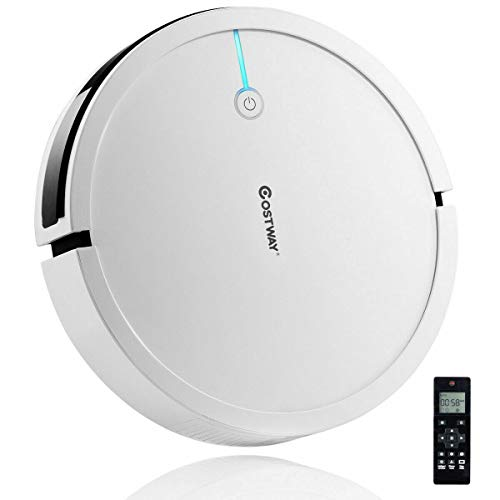 Learn More About Kanizz Smart Automatic Robot Broomer Mopping, Robotic Vacuum Cleaner Sweeping, Remo...