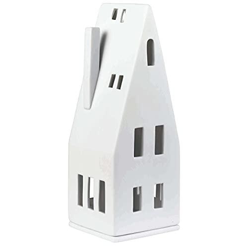 Räder Lichthaus - Casetta luminosa con tetto a punta, 20 cm