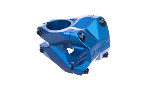 Sixpack Kamikaze Fahrrad Vorbau 31.8mm x 35mm blau