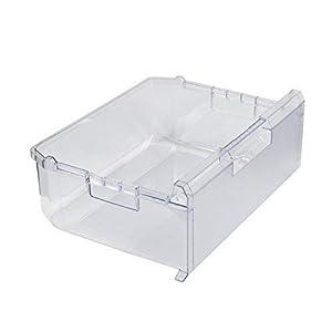 Original Bosch Frigorífico Congelador superior medio cajón contenedor de alimentos congelados 00358824