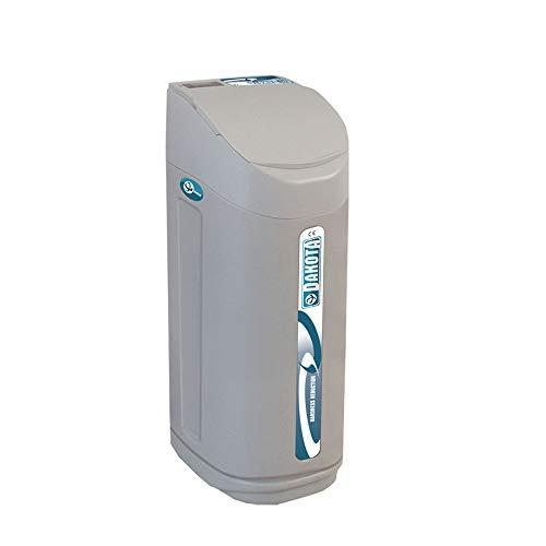 Addolcitore Acqua Decalcificatore Domestico Dakota ForHome per 4 6 persone, 18 lt. Resina con By-pass, rigen.Volume Tempo Automatica.