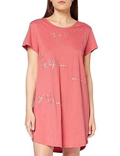 Triumph Damen Nightdresses NDK 01 X Nachthemd, Baroque Rose, 44