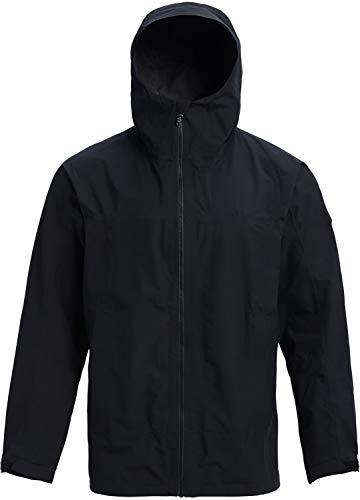Burton Men's Gore-tex 2L Packrite Jacket, X-Large, True Black W19