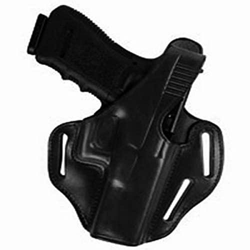 Bianchi Coldre 77 Piranha tamanho 11 para Glock 19/23 (preto, mão direita)