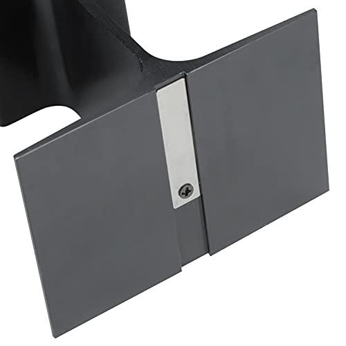 Ventilador de estufa, promueve la circulación de aire Ventilador de estufa accionado por calor, fuente de alimentación térmica Ventilador de calor para chimeneas
