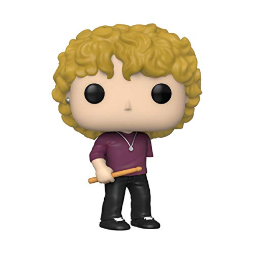 Funko- Pop Rocks-Def Leppard-Rick Allen Collectible Toy, Multicolor (40127)