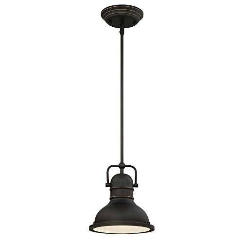 Westinghouse Lighting 63082B Boswell One-Light LED Indoor...