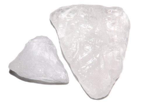 Desodorante De Cristal De Alumbre De Potasio 2 Piedras