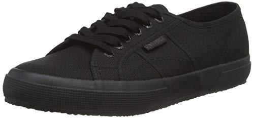 Superga Superga 2750 Cotu Classic, Unisex-Erwachsene Sneakers, Schwarz (997), 37.5 EU