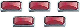 Pacer Performance 20-300 Red Dualie Style Tailgate Light Kit, (Pack of 5)