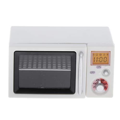 SM SunniMix 1/12 Dolls House Micro Oven