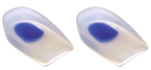Pedag Gel-Fersenkissen Hilfe bei Fersensporn Sohle Kissen (2 Stück)