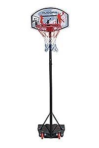 Hudora 71655 All Stars - Canasta de Baloncesto con Soporte